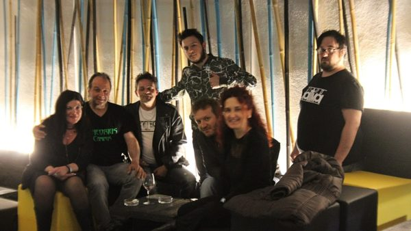 Luigi Perazelli e Theorius Campus band