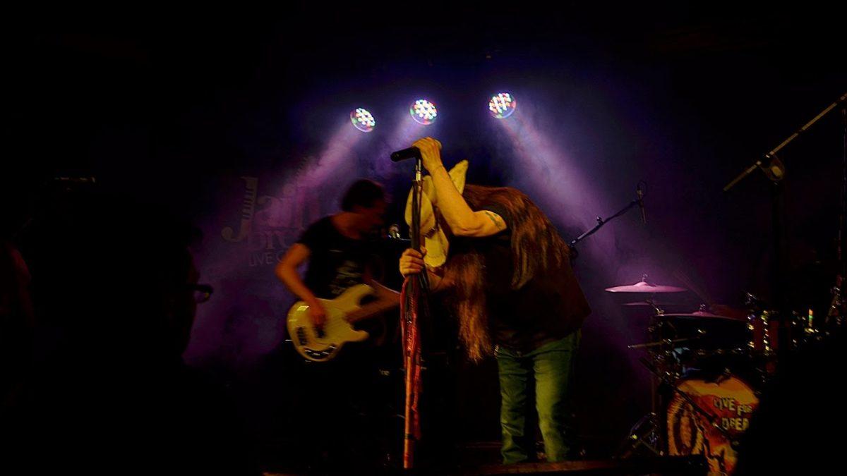 Pino Scotto VIDEOINTERVISTA Sottosuolo Rock e Rivoluzione