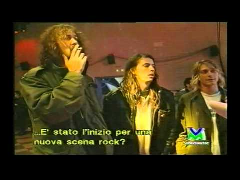 Intervista ai Nirvana