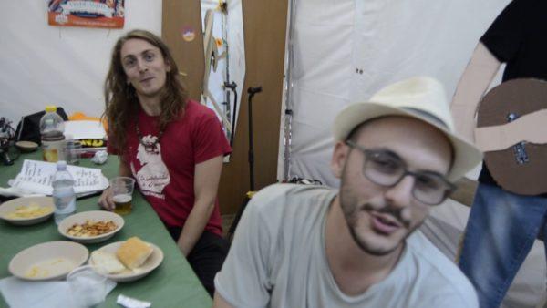 L'indièfinito – VIDEOINTERVISTA – ecosound fest