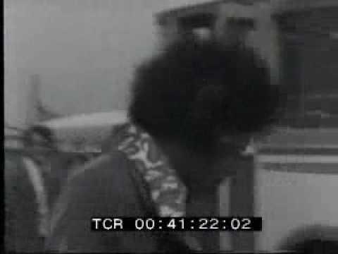 The Jimi Hendrix Experience – Roma