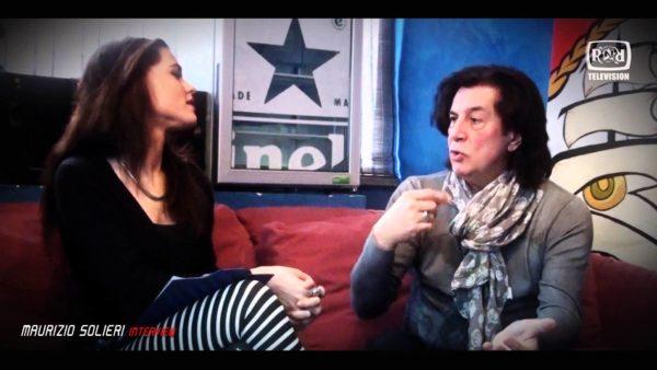 Maurizio Solieri intervista Giusy Randazzo