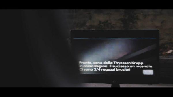 Non mi scorderò di te – Per le vittime della ThyssenKrupp