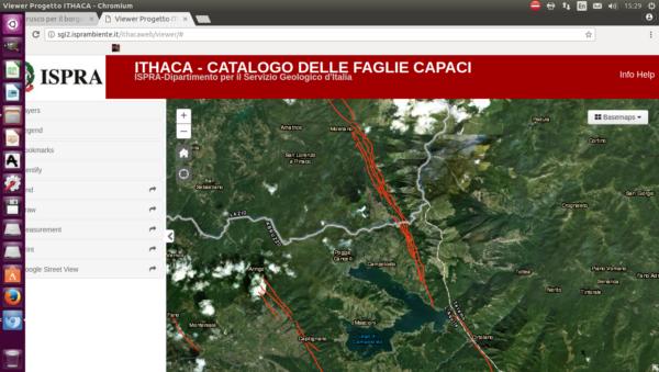 Faglia_sismica_monti_della_laga_ispra_diga_rio_fucino_campotosto