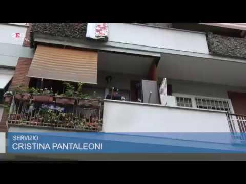 L'Internazionale dal balcone antifascista a Casal Bruciato #Roma