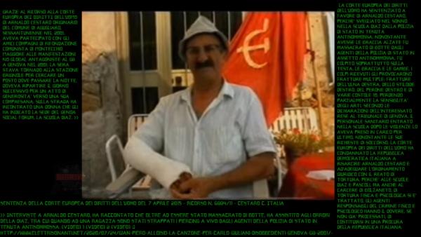 Arnaldo_Cestaro_Diaz_Genova_2001_Sentenza_Corte_Europea_Diritti_Uomo del_7_5_2015_Ricorso_n.6884_11