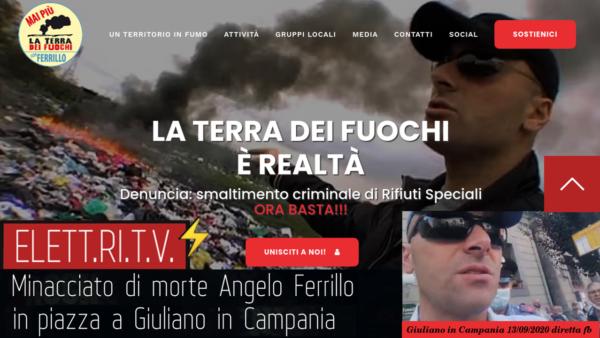 terra_dei_fuochi_minacciato_di_morte_angelo_ferrillo_a_giuliano_in_campania